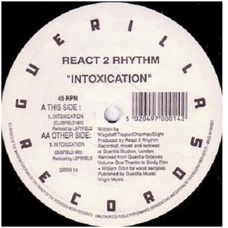 R is for react 2 rhythm acid ted for Progressive house classics