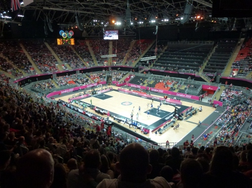 olympic basketball