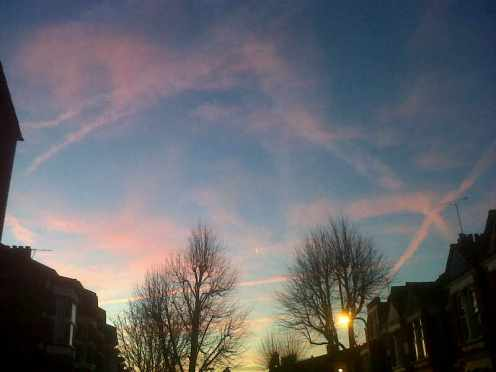 london sunrise3