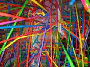 colouredstraws