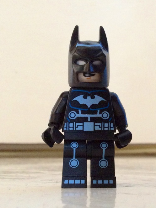 Lego batman ice