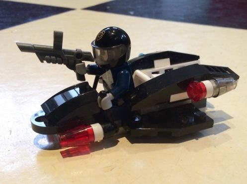 Lego secret police