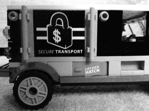 Security truck