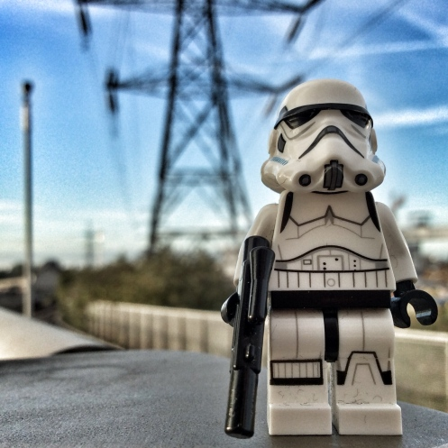Storm trooper pylon
