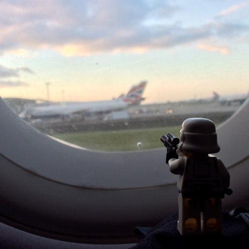 Storm trooper flight