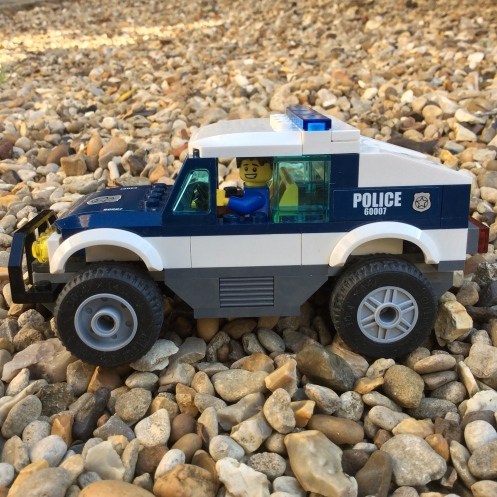 4x4 police