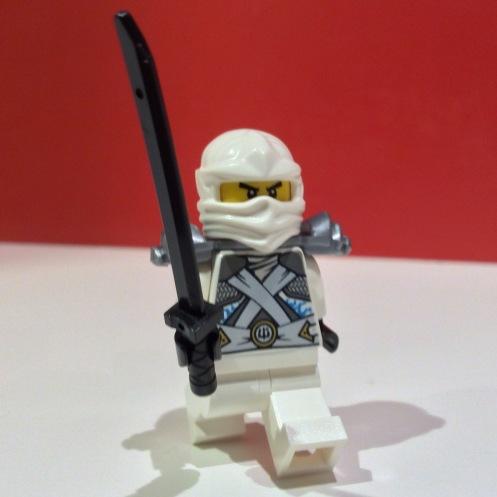 Zane Ninjago 2