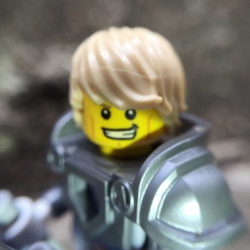 Lance Nexo knight