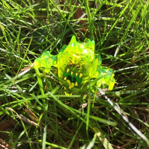Grass ghost